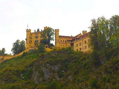 Hohenschwangau castle fussen