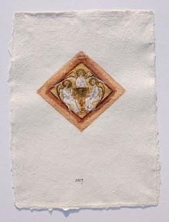 Holy Trinity by Elena Murariu