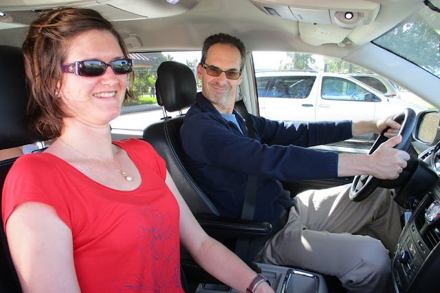 Miami Beach cars family car