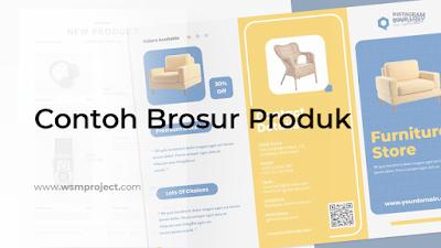 Brosur Produk