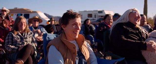 Frances McDormand Chloé Zhao   Nomadland   TIFF 2020