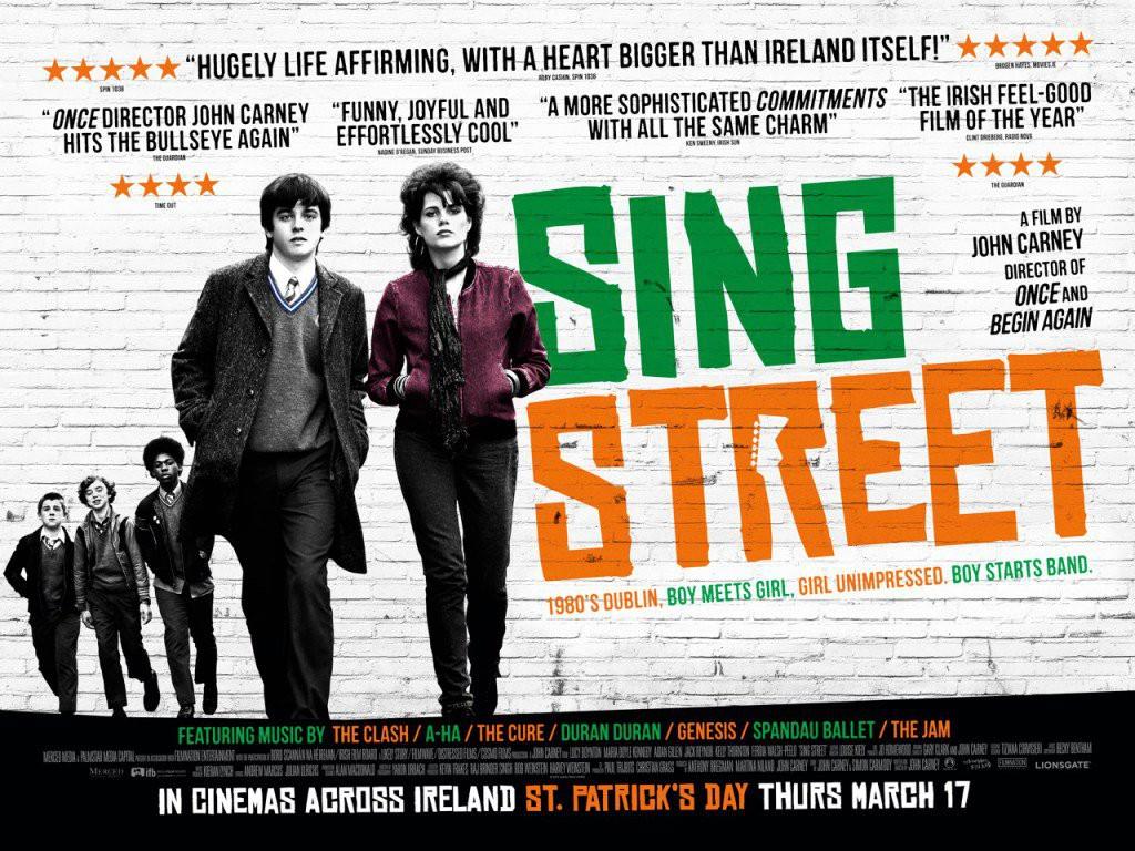 Resultado de imagen para sing street cartel
