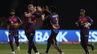 RCB vs RPS 17th Match IPL 2017 Highlights