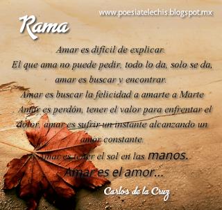 poema Rama