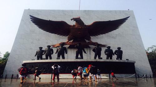 Saksi Bisu Peristiwa G30s Pki Monumen Pancasila Sakti Lubang Buaya