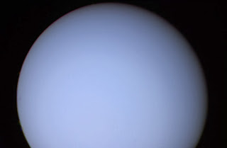 Planet Uranus, Selalu Ditutupi Awan Tebal