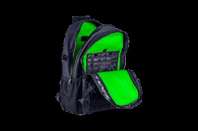 Razer Gaming Laptop Backpack V2 Close