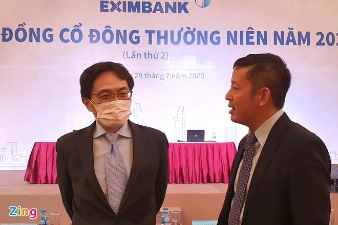Eximbank lại hoãn đại hội cổ đông vì dịch Covid-19