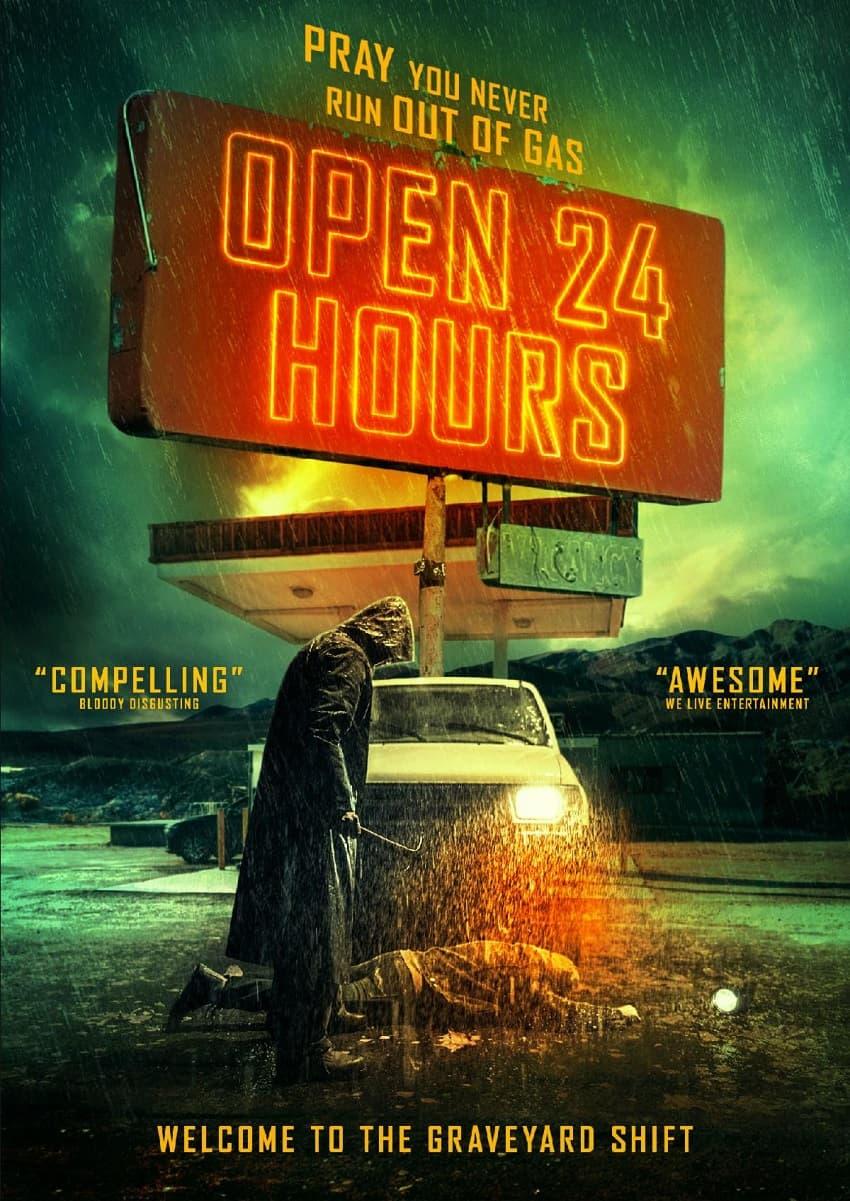 Мистический слэшер «Открыто 24 часа» выйдет в онлайн-кинотеатрах 18 августа - 01