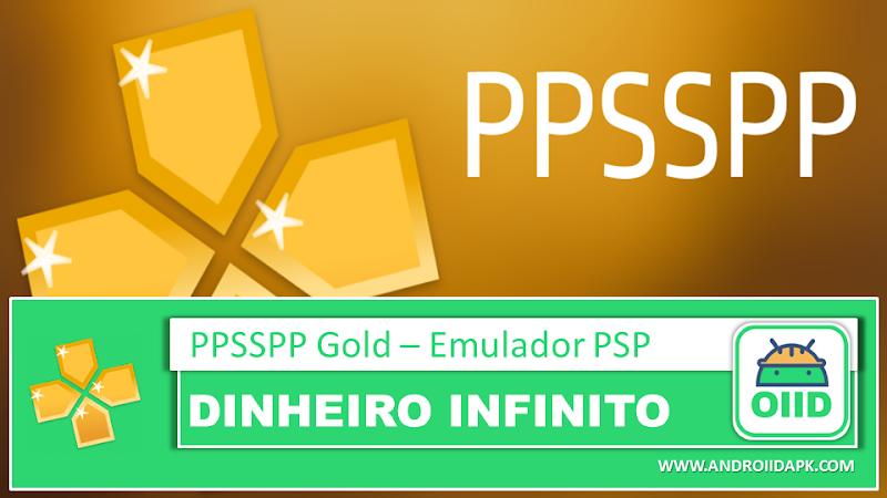 PPSSPP Gold - emulador de PSP