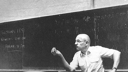 Michel Foucault : Se persigue al diferente