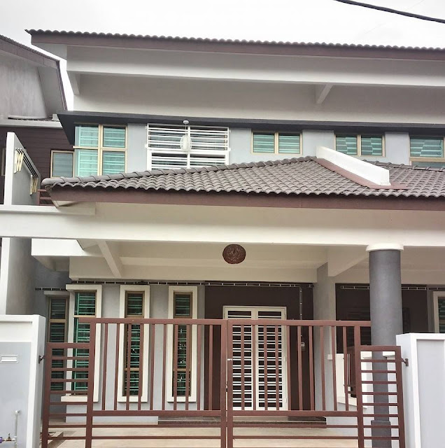 Baitul Anisha Homestay di Melaka