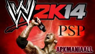 WWE Smackdown vs Raw 2K14 psp apkman android