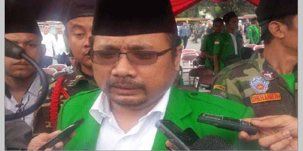 GP Ansor Tegaskan Sangat Anti Dengan Khilafah Islamiyah, Ada Apa?