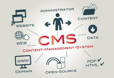 Pengenalan CMS (content Management SErver)