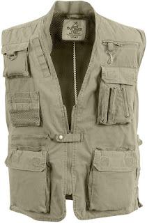 Rothco Outback Vest for Men