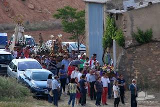 Romería 2017 en Cabrejas, Cuenca
