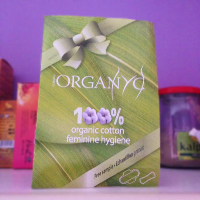 Organyc Assorbenti 100% Organic Cotton