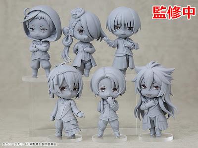 ouken Ranbu the Musical - Nendoroid Petite Touken Ranbu Musical -Atsukashiyama Ibun-