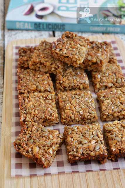 seed nut bars healthy gluten free
