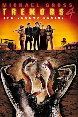 Tremors 4: The Legend Begins [2004] [DVD R1] [Latino]