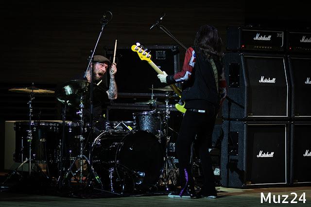 Фотографии с концерта Гленна Хьюза в ММДМ