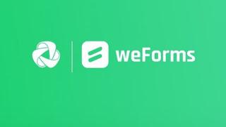 weForms formularios de contacto para wp