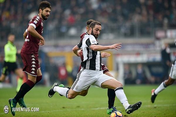 Juventus vs Torino