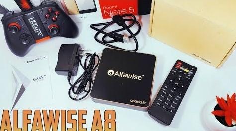 Review De La Tv Box Alfawise A8 2GB RAM \ 16 ROM / Español / 2020