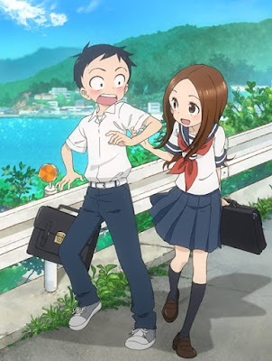 Karakai Jouzu no Takagi-san แกล้งนัก รักนะ รู้ยัง