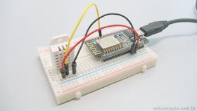 Módulo Wifi ESP8266 NodeMCU