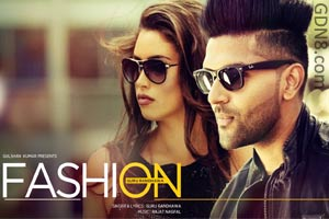 FASHION - Guru Randhawa | Latest Punjabi Song 2016