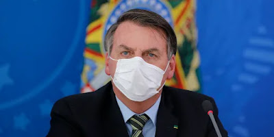Coronavírus X Bolsonaro - Blog do Asno