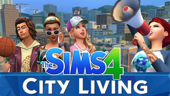 The Sims 4 City Living Internal Reloaded