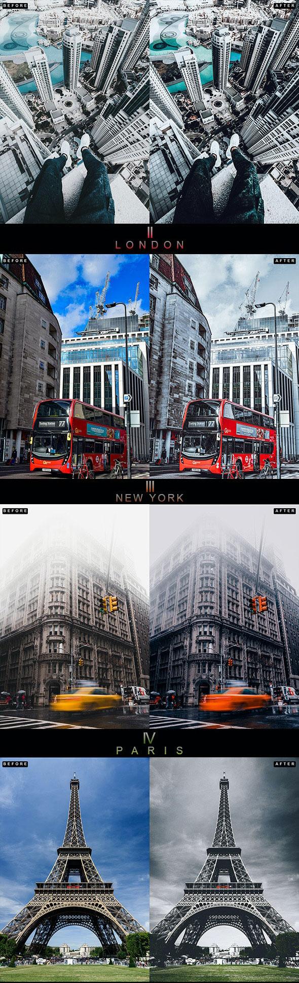 Famous City%2527s Bundle Photoshop Actions 27076079