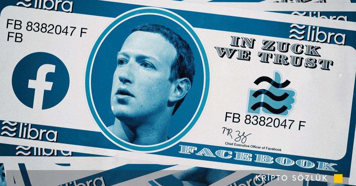 Facebook Destekli Libra Projesine Temasek Holding Katıldı!