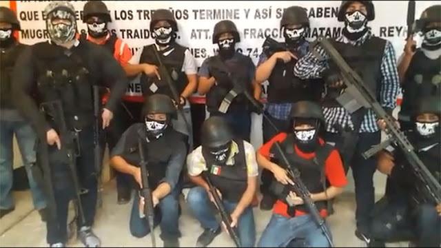 """Los Zetas nos levantaron… y la libramos """"A nosotros nos decían 'cabritos', a los federales les decían 'feos' o 'mocos', los municipales eran 'cacos' o 'azules'"""