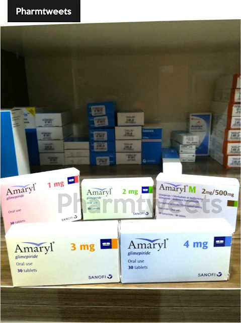 دواء Amaryl