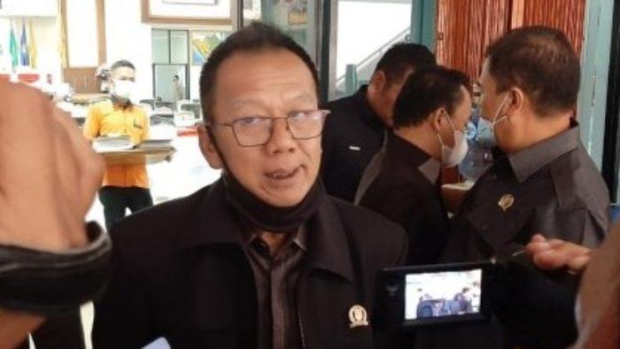 Ketua DPRD Lampung Himbau Pejabat Hindari Zona Merah