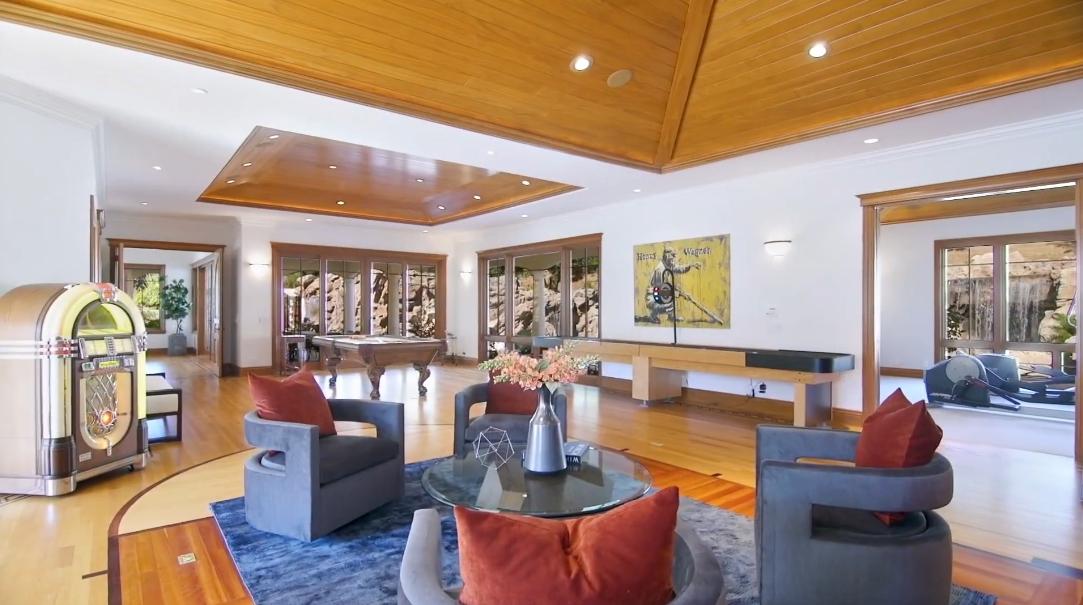 57 Interior Design Photos vs. 12160 Kate Dr, Los Altos, CA Luxury Mansion Tour
