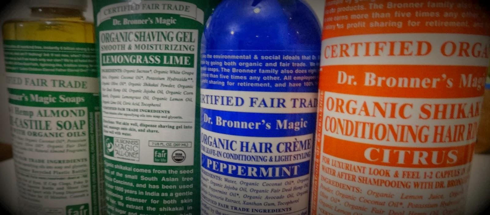 Dr Bronner's haul and review | wellmeaningbeing