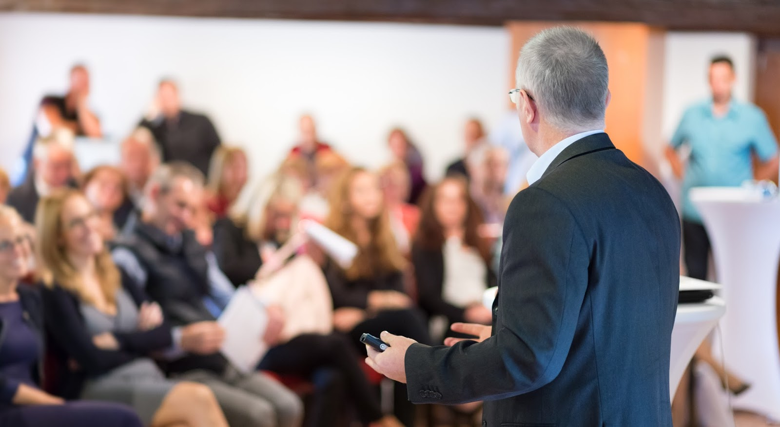 Public Speaking Tip: Connect With Your Audience