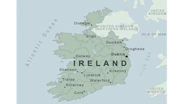 Dublin is the largest city in which country?