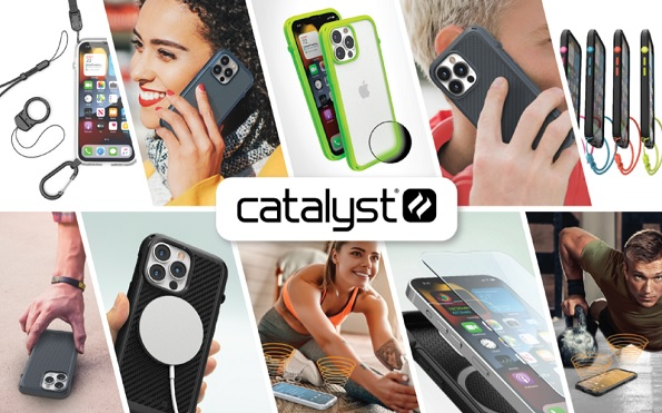 Catalyst Active Defense Influence and Vibe Cases for the iPhone 13 Series