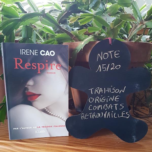 Respire de Irene Cao