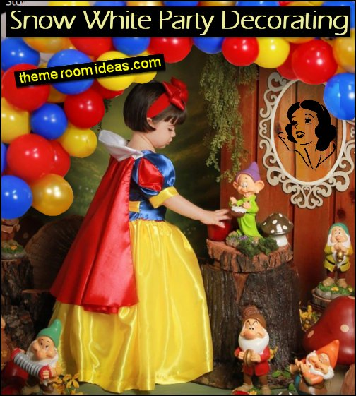 snow white party decorations snow white party ideas forest party snow white theme