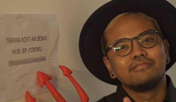 Polisi Sebut Coki Pardede Sedang Nonton Video P*rno Gay Saat Ditangkap Nyabu