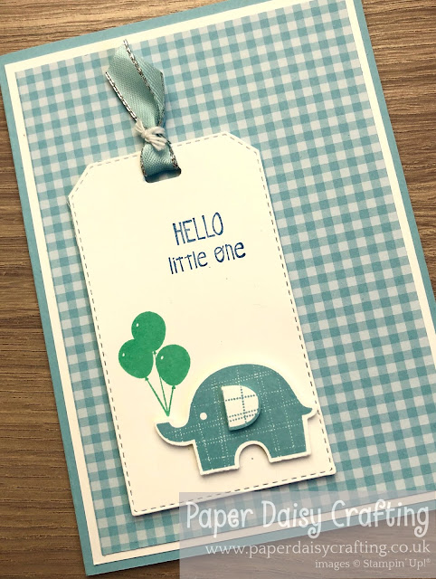 Little Elephant Stampin Up