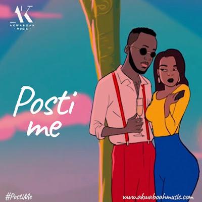Akwaboah - Posti Me (Audio MP3 + Visualizer)