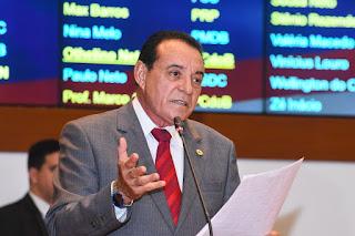 Raimundo Cutrim reafirma críticas aos secretários de Segurança Pública e da Saúde